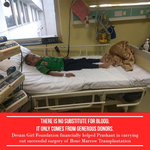 Dream Girl Foundation Success